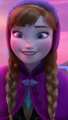 Anna Disney, Frozen Disney, Princesa Disney Frozen, Elsa Frozen, Walt Disney, Princess Anna Frozen, Princess Movies, Frozen Wallpaper, Disney Wallpaper