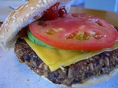 Vegan Recipe For Spicy Black Bean Burgers