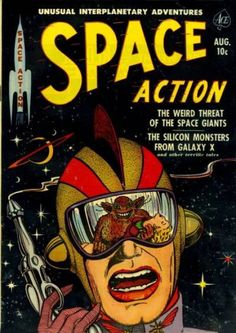 Space Action (Volume) - Comic Vine