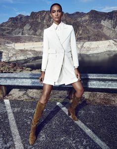 Cora Emmanuel, Paola Kudacki, Vogue Spain