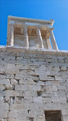 Atene, tempio di Atena Nike