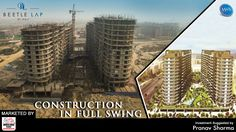 Beetle Lap offers luxurious and spacious 2 & 3 BHK modern residences with all needed amenities and daily conveniences, its an exhilarating residential destination located at just off the Yamuna Expressway and eastern peripheral expressway. It will be ideal destination for the young millennials of Delhi NCR.  For more information about the project, give us a call at +91 9250401940.  #realestate #BeetleLap #property #construction