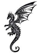 Simple Dragon Tattoos for Women - Bing images
