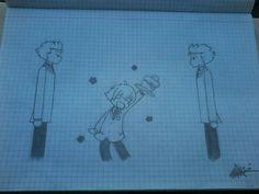 OHSHC - Hikaru&Kaoru ve Honey-senpai