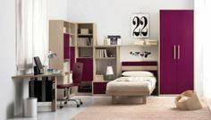 Purple Teen Room Decorating Ideas