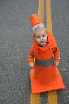 The traffic cone strikes again! 2014
