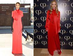 Amanda Seyfried In Givenchy – Shiseido 'Cle De Peau Beaute' Gala Dinner