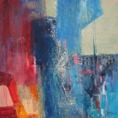 Deolinda Fonseca Collective Memory Bank - 145)18 2013 Oil x Canvas 70 cm x 70 cm