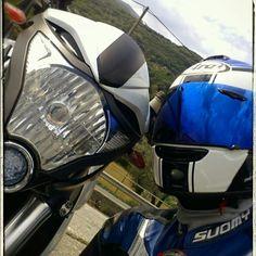Me and my baby Honda CB1000R