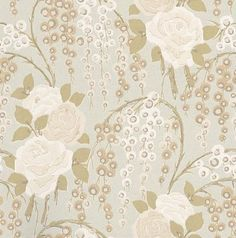 Iola Rose wallpaper by Harlequin