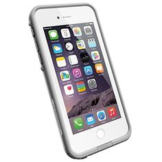 LifeProof iPhone 6 - Fre Series - Avalanche (Bright White/ Cool Gray) - http://cellphonesdomain.com/cell-phone-cases-covers/lifeproof-iphone-6-fre-series-avalanche-bright-white-cool-gray/