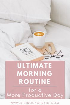 Ultimate Morning Routine for a More Productive Day How you start your mornings can make a big difference in how productive your day is! Check out this ultimate morning routine to get your day off to the right start! Healthy Morning Routine, Morning Habits, Morning Routines, Daily Routines, Evening Routine, Night Routine, Skin Care Routine For 20s, Self Care Routine, Skin Routine