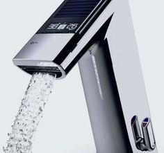 motion sensor oil rubbed bronze kitchen faucet