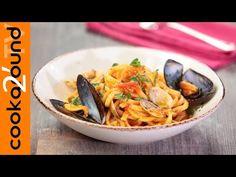 Scialatielli cozze e vongole/ Ricette primi piatti pesce - YouTube