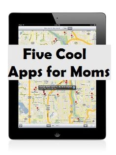 Preschool Activity Ideas | Toddler Activity Ideas | Mommy With Selective Memory: 5 Cool Apps for Moms (not kids)