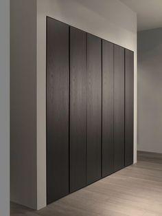home colors interior Wardrobe Door Designs, Wardrobe Design Bedroom, Wardrobe Doors, Built In Wardrobe, Closet Designs, Closet Bedroom, Home Bedroom, Küchen Design, House Design