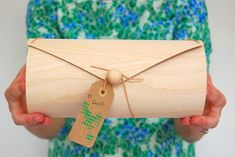 How to: Make an Easy and Elegant DIY Wood Veneer Gift Box » Curbly | DIY Design Community