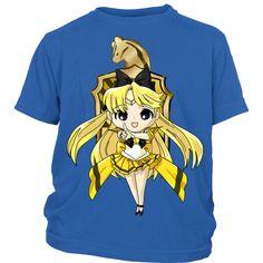 Sailor Hufflepuff Minako Youth T-Shirt