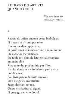 Manoel de Barros ♥