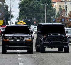 Range Rover or G-Wagon? Mercedes G, Mercedes Benz G Class, Range Rover Sport, Range Rovers, Maserati, Bugatti, Ferrari, Audi Lamborghini, Porsche