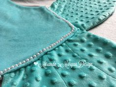 Mermaid Tail Blanket Hand Sewn String of Pearls Add On! Mermaid Tail Blanket by MirandaMorganDesign https://www.etsy.com/listing/265885512