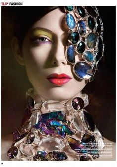 dripping in jewels editorial google search