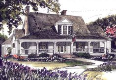 Southern living juniper house plan