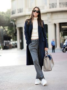 Treat yourself to some serious downtime this holiday season. We've rounded up five looks that will have you looking stylish on even the laziest of days. Update a pair of sweatpants with an...