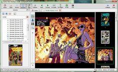 Comic Seer, cómodo y potente lector de cómics para Windows y Linux