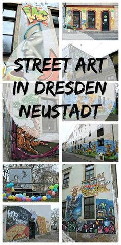 Travel plans for Dresden, Germany? Don't just go to the Frauenkirche and the rest of the Altstadt. Dresden Neustadt is a true outdoor gallery with lots of street art. If you're looking for more things to do on your trip, this is it! Click to see the photos or pin and save for later.