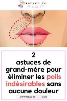2 grandmother's tricks to eliminate unwanted hair without any pain – Beauty & Makeup Natural Hair Mask, Natural Hair Styles, Diy Beauty, Beauty Hacks, Beauty Tips, How To Grow Eyebrows, Get Rid Of Blackheads, Skin Tag, Unwanted Hair
