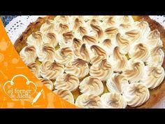 Tarta de Limón con Masa Quebrada - YouTube