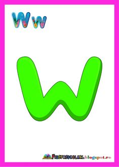 Set de planse cu toate literele pentru clasa   Am postat un set cu litere frumos colorate pentru clasa. Literele sunt foarte atractive si fo...