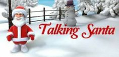 Talking Santa Android App Descripion: After Talking Tom and Talking Ginger Success a free Entertainment application of Talking Santa Clause is finally introduced. this app will bring an interesting animated Santa Clause to your android devices with lots of beautiful colors You can tickle Santa to make him laugh, slap him, give him a great of milk and cookies to make him joy and play with him to have fun.