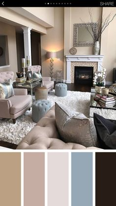 Inspired Color Palettes for Spring 2014 | All Things Home ...