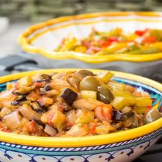 I have to admit, Sicilian food has always been something of a . Sicilian Recipes, Sicilian Food, Eggplant Caponata, Eggplant Recipes, Plum Tomatoes, Artisan Bread, Dinner Rolls, Antipasto, Vegetable Dishes