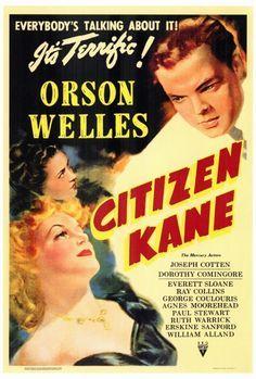 Citizen Kane Movie Poster Print (27 x 40) - Item # MOVCF0176 - Posterazzi