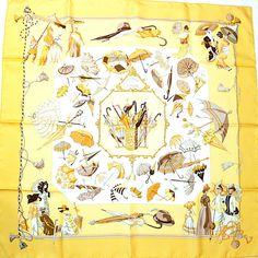 Hermès - Ombrelles et Parapluies, signé Hubert de Watrigant (1998)