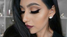 DATE NIGHT MAKEUP TUTORIAL FT CHAMPAGNE COLLECTION | BeautyyBird ... Pinterest ~ @myriiiaammm