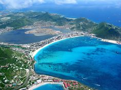 St. Martin - #4 most popular cruise port according to Ship Mate mobile app