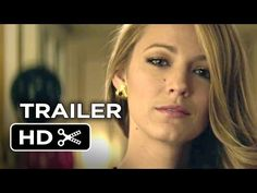 The Age of Adaline Official Trailer #1 (2015) - Blake Lively, Harrison Ford Movie HD - YouTube