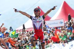 SportsDezk's blog.: Cycling-Vuelta a Espana: Joaquim Rodriguez wins st...