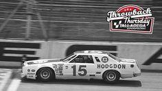 Bobby Allison avoids a 17-car crash to win the 1979 Winston 500 at Dega,   The best in #TBT for May   NASCAR.com Nascar Rules, Nascar Live, Car Crash, News Media, A 17, Bobby, Racing, Good Things, Running