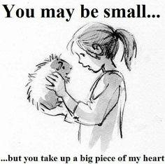 True!! My piggy  ❤️❤️❤️