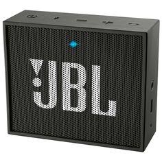 Беспроводная акустика JBL GO Black [JBLGOBLK]     ±1700-2000₽