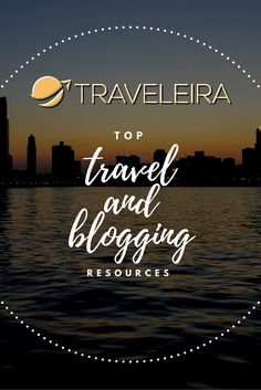These are the tools I use the most for my trips and for my blog. Totally recommended!