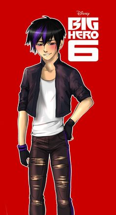 Male GoGo Tomago by Ta-tyan888 on @DeviantArt