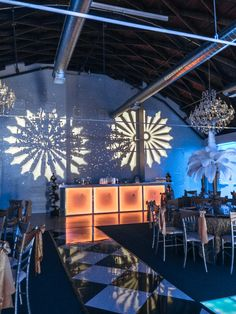A venue with an LED bar will be the talk of your event, and a matching LED dance floor why wouldn't you book at Factory of Dreams Hall North Park. Rent Party, Dream Sans, Led Dance, Eclectic Wedding, Event Venues, Best Part Of Me, Corporate Events, Special Events, San Diego