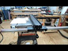46 adjustable throat t square table saw fence reset on a 3x2 steps on how to install the vega pro 40 tablesaw fence system on a 1977 craftsman table saw greentooth Choice Image