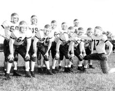 This was the first football team fielded by FSU after the college became co-educational in 1947. | Florida Memory